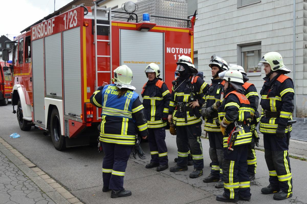 Feuerwehr Ensdorf